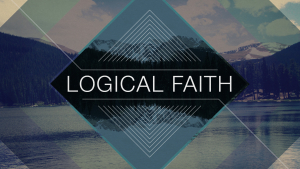 Logical Faith