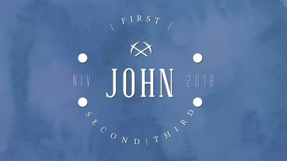 1 / 2 / 3 John